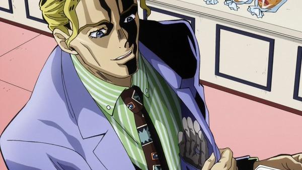 「ジョジョの奇妙な冒険」 (3)