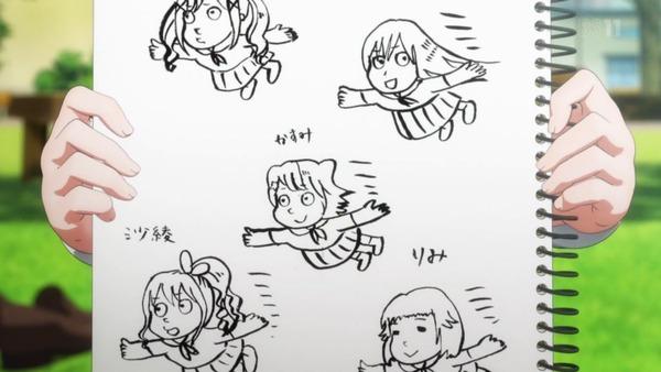 「BanG Dream!(バンドリ!)」2期 4話感想 (4)