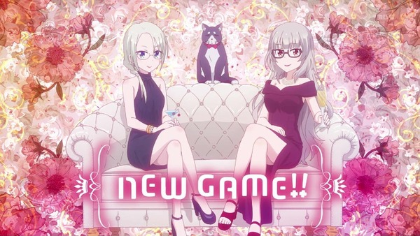 「NEW GAME!!」2期 7話 (26)