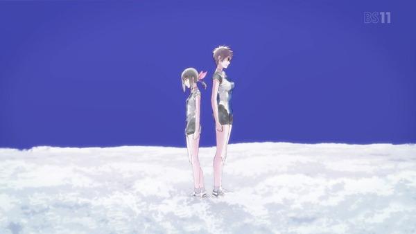 「はねバド!」2話感想 (103)