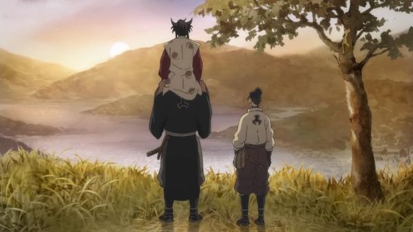 「どろろ」第10話 感想 (36)