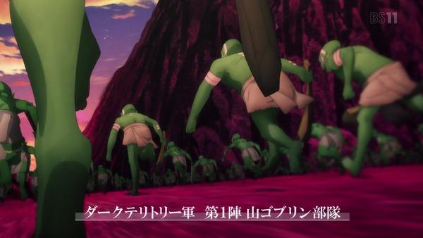 「SAOソードアート・オンライン」2期 6話感想 (17)