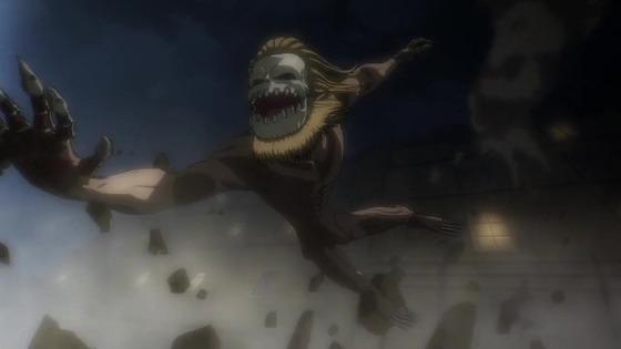 「進撃の巨人」65話(4期 6話)感想  (173)