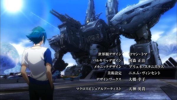 「マクロスΔ(デルタ)」15話 (7)