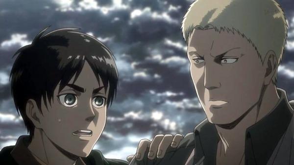 「進撃の巨人 Season2」31話 (36)