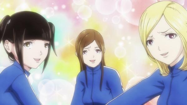 「Back Street Girls ゴクドルズ」1話感想 (47)