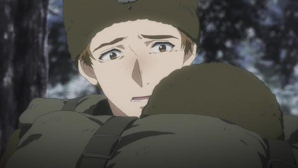 「ヴァイオレット・エヴァーガーデン」11話 (28)