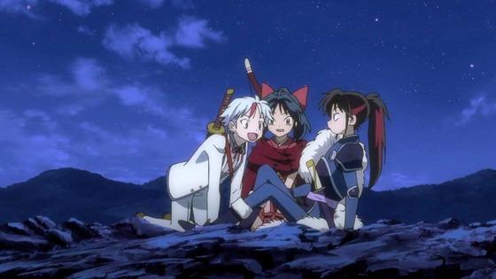 「半妖の夜叉姫」第8話感想 画像 (133)
