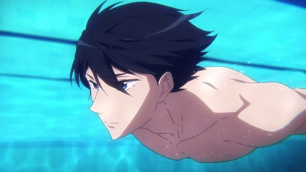 「Free! Dive to the Future」3期 1話 (2)