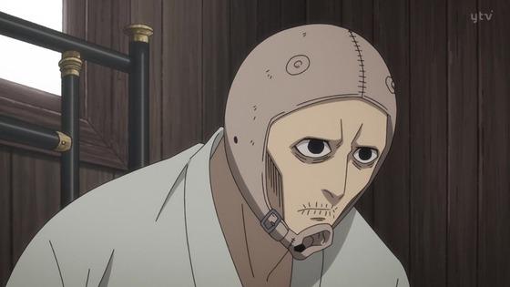 「ゴールデンカムイ」27話(3期 3話)感想  (32)