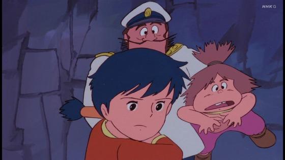 「未来少年コナン」第21話感想 画像  (124)