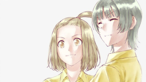 「はねバド!」2話感想 (112)