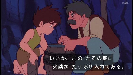 「未来少年コナン」第18話感想 画像 (72)