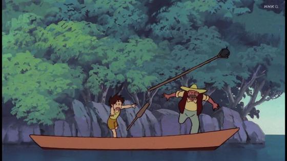 「未来少年コナン」第17話感想 画像 (113)