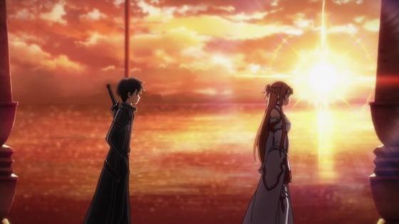 「SAO ソードアート・オンライン」8話感想 (48)