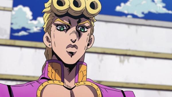 「ジョジョの奇妙な冒険 5部」9話感想 (16)