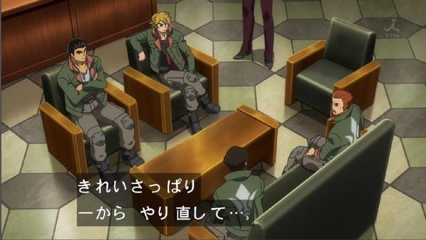 「機動戦士ガンダム 鉄血のオルフェンズ」47話 (8)