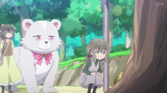 「くまクマ熊ベアー」第6話感想 画像 (27)
