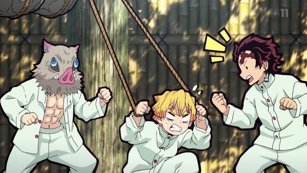 「鬼滅の刃」25話感想 (33)