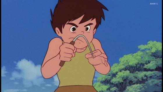 「未来少年コナン」第19話感想 画像  (143)