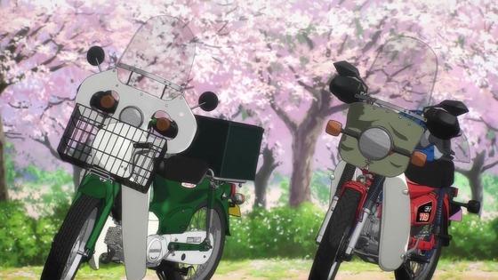 「スーパーカブ」12話 最終回感想 (155)