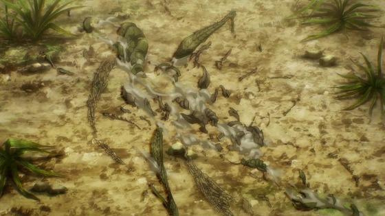 「進撃の巨人」62話(4期 3話)感想 (23)