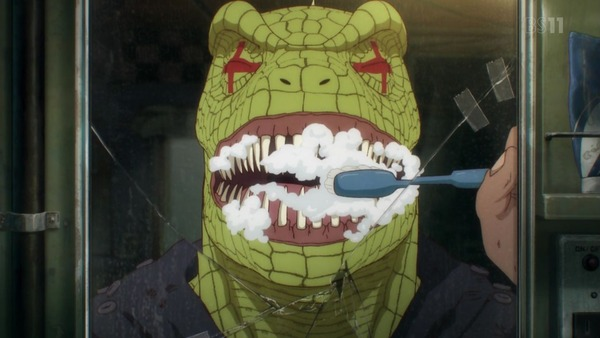 「ドロヘドロ」第1話感想 画像  (31)
