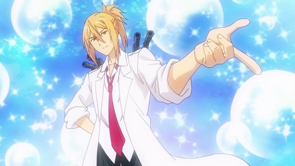 「UQ HOLDER! 魔法先生ネギま!2」9話 (20)
