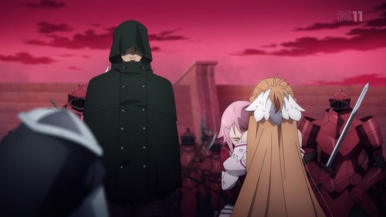 「SAO アリシゼーション」3期 第16話感想  (45)