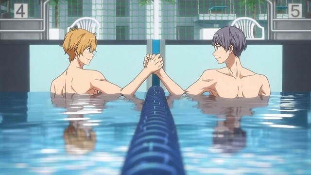 「Free! Dive to the Future」3期 11話感想 (90)