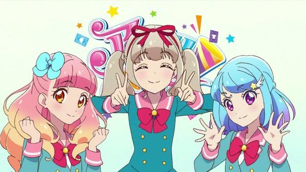 「アイカツオンパレード!」3話感想 (1)