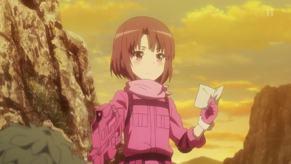 「SAO ガンゲイル・オンライン」5話感想  (4)