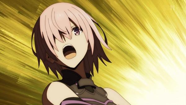 「FateGrand Order 絶対魔獣戦線バビロニア」FGO 2話感想 (25)