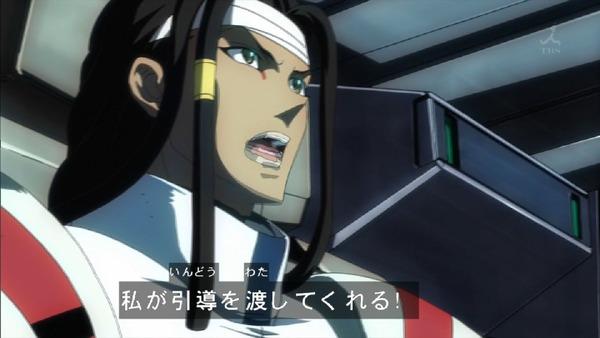 「機動戦士ガンダム 鉄血のオルフェンズ」50話 (26)