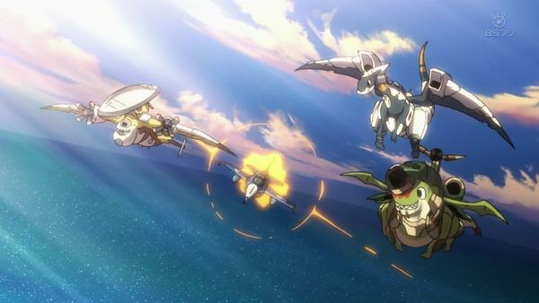 「ひそねとまそたん」6話感想 F-2改め健さん改めノーマ命名!ドラゴンみんな可愛くて飛び付きたくなるわ!!(画像)