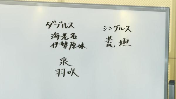 「はねバド!」4話感想 (21)