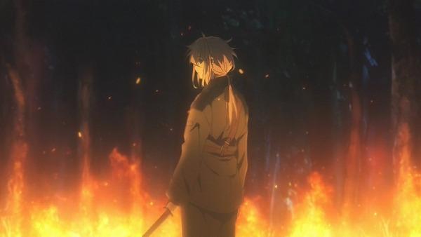 「ヴァイオレット・エヴァーガーデン」8話 (32)