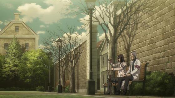 「進撃の巨人」63話(4期 4話)感想 実況まとめ  (88)