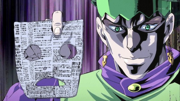「ジョジョの奇妙な冒険 ダイヤモンドは砕けない」15話 (5)
