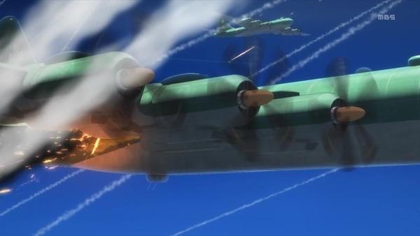 「荒野のコトブキ飛行隊」10話感想 (24)