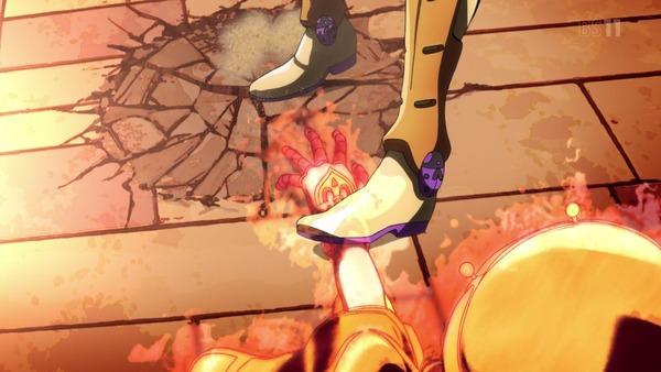 「ジョジョの奇妙な冒険 5部」4話 (39)