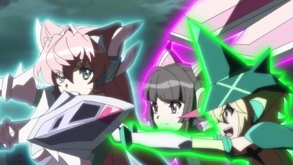 「戦姫絶唱シンフォギアAXZ」4期 12話 (24)