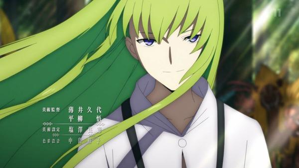 「FateGrand Order 絶対魔獣戦線バビロニア」FGO 2話感想 (2)