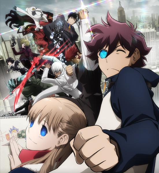 『血界戦線&BEYOND』 (1)