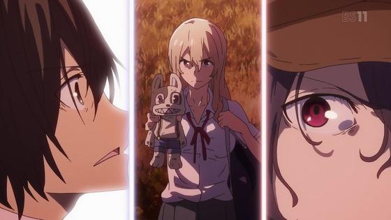 「グレイプニル」第13話感想 原作の再登山へ繋がるラスト!エレナとのバトルで素晴らしくよく動く最終回!!