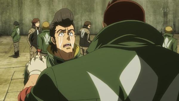 「機動戦士ガンダム 鉄血のオルフェンズ」50話 (36)