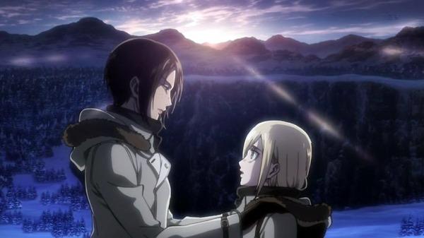 「進撃の巨人 Season2」30話 (21)