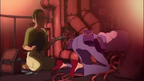 「天元突破グレンラガン」10話 (16)
