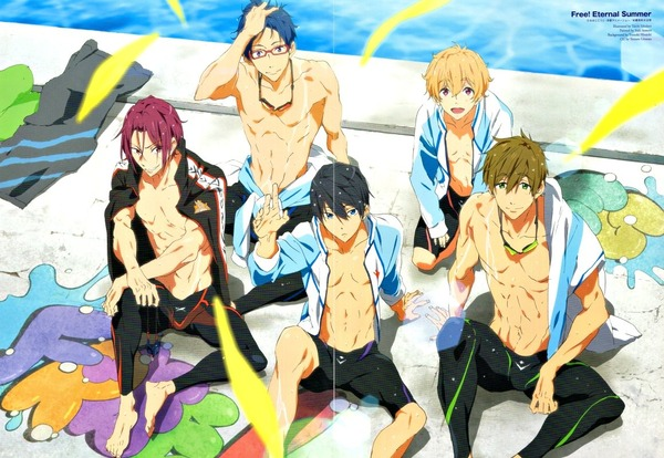 Free!-Eternal Summer