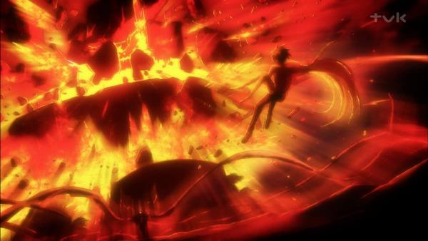 「UQ HOLDER! 魔法先生ネギま!2」11話 (35)